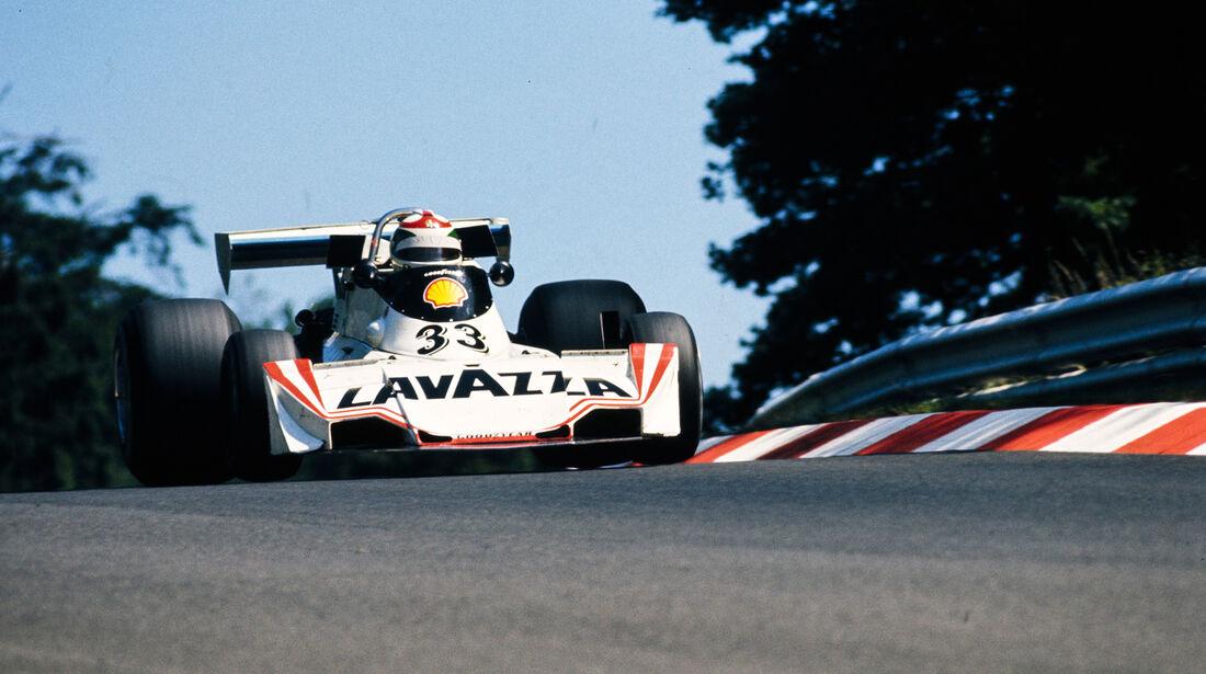 Lella Lombardi - Brabham BT44B - GP Österreich 1976