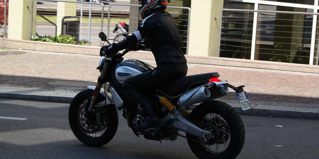 Leser-Test-Ride Ducati Scrambler 1100 Special