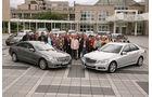 Leserfahraktion Mercedes Umweltautos