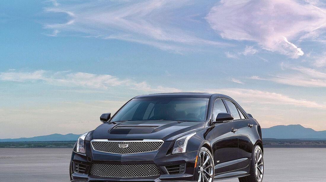 Leserwahl sport auto-Award E 051 - Cadillac ATS-V