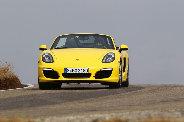 Leserwahl sport auto-Award G 072 - Porsche Boxster
