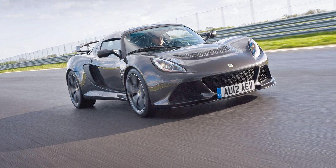 Leserwahl sport auto-Award M 123 - Lotus Exige S