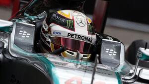 Lewis Hamilton - Formel 1 - 2015