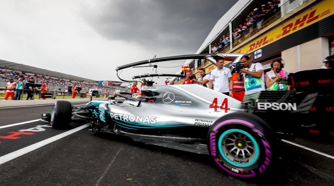 Lewis Hamilton - Formel 1 - GP Frankreich 2018
