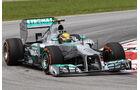Lewis Hamilton - Formel 1 - GP Malaysia