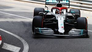 Lewis Hamilton - Formel 1 - GP Monaco - 25. Mai 2019