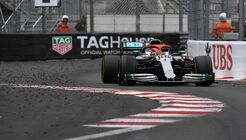 Lewis Hamilton - Formel 1 - GP Monaco - 26. Mai 2019