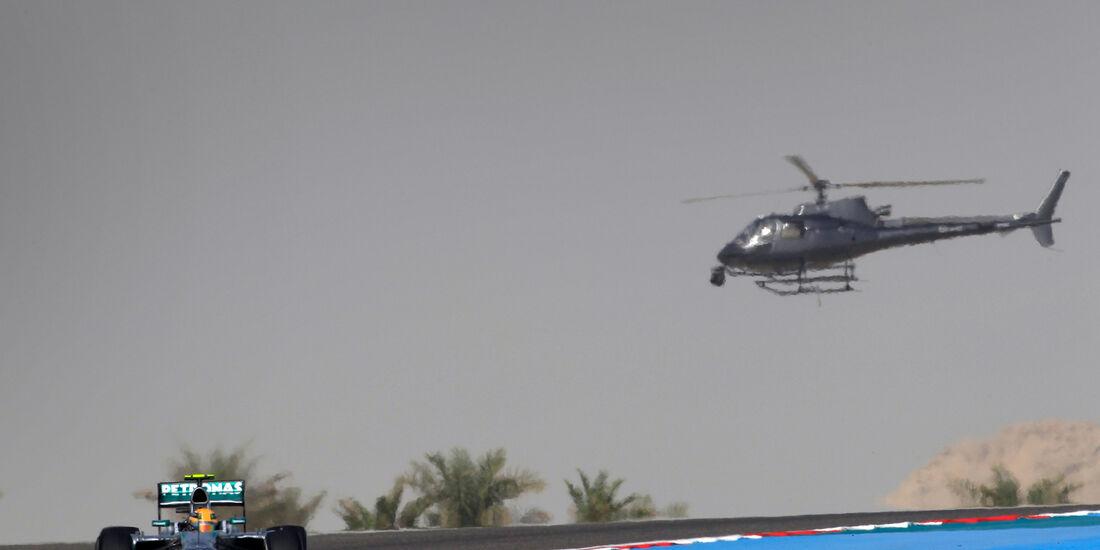 Lewis Hamilton - GP Bahrain 2013