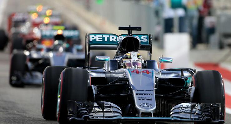 Lewis Hamilton - GP Bahrain 2016