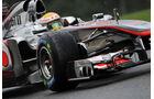 Lewis Hamilton - GP Belgien - Qualifying - 27.8.2011