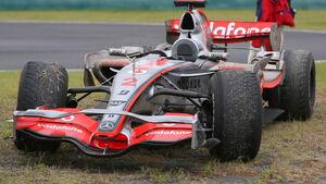 Lewis Hamilton GP China 2007