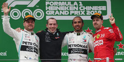 Lewis Hamilton - GP China 2019