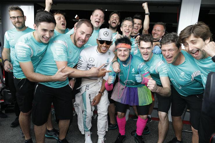 Lewis Hamilton - GP Deutschland 2016