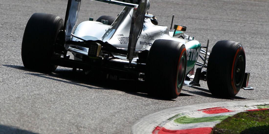 Lewis Hamilton GP Italien 2013