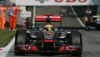 Lewis Hamilton GP Italien Monza 2011