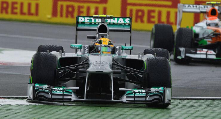 Lewis Hamilton GP Kanada 2013
