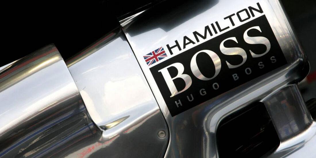 Lewis Hamilton - GP Singapur - 23. September 2011