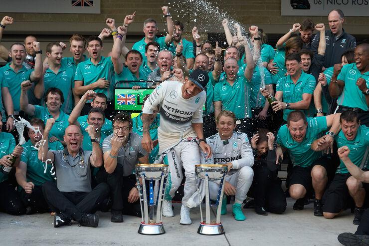 Lewis Hamilton - GP USA 2014