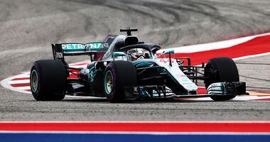 Lewis Hamilton - GP USA 2018