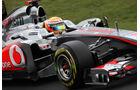 Lewis Hamilton - GP Ungarn - Formel 1 - 30.7.2011