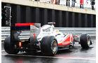 Lewis Hamilton McLaren GP England 2011