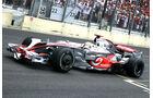 Lewis Hamilton McLaren-Mercedes MP4-23 - Formel 1 - 2008