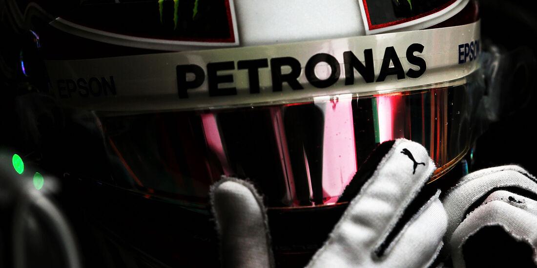 Lewis Hamilton - Mercedes - Barcelona F1-Test 2018 - Tag 1