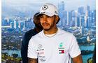 Lewis Hamilton - Mercedes - Formel 1 - GP Australien - Melbourne - 14. März 2019