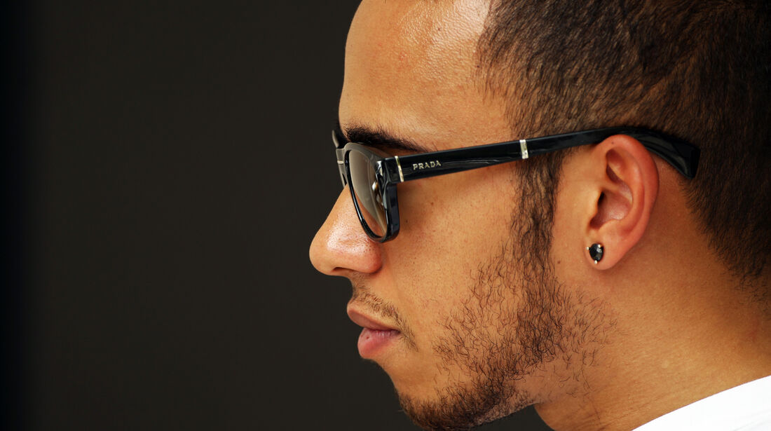 Lewis Hamilton - Mercedes - Formel 1 - GP Bahrain - 18. April 2013