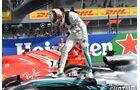 Lewis Hamilton - Mercedes - Formel 1 - GP Italien - 01. September 2018