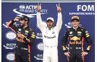 Lewis Hamilton - Mercedes - Formel 1 - GP Italien - Monza - 2. September 2017