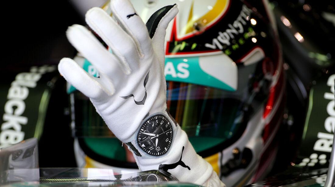 Lewis Hamilton - Mercedes - Formel 1 - GP Japan - 3. Oktober 2014