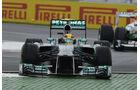 Lewis Hamilton - Mercedes - Formel 1 - GP Kanada - 8. Juni 2013