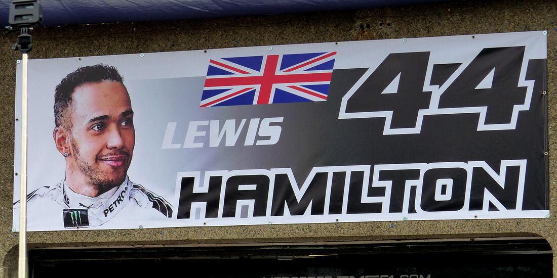 Lewis Hamilton - Mercedes - Formel 1 - GP Kanada - Montreal - 5. Juni 2014