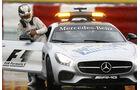 Lewis Hamilton - Mercedes - Formel 1 - GP Kanada - Montreal - 5. Juni 2015
