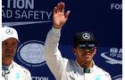 Lewis Hamilton - Mercedes - Formel 1 - GP Kanada - Montreal - 6. Juni 2015