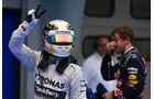 Lewis Hamilton - Mercedes - Formel 1 - GP Malaysia - Sepang - 29. März 2014