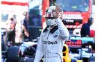 Lewis Hamilton - Mercedes - Formel 1 - GP Mexiko - 29. Oktober 2016