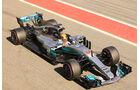 Lewis Hamilton - Mercedes - Formel 1 - Test - Barcelona - 10. März 2017