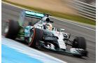 Lewis Hamilton - Mercedes - Formel 1-Test - Jerez - 2. Februar 2015