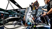 Lewis Hamilton - Mercedes- Formel 1