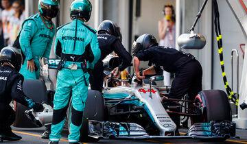 Lewis Hamilton - Mercedes - GP Aserbaidschan 2017 - Baku