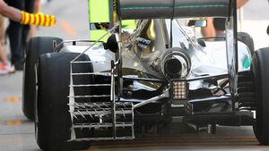 Lewis Hamilton - Mercedes - GP Brasilien - Interlagos - Freitag - 11.11.2016