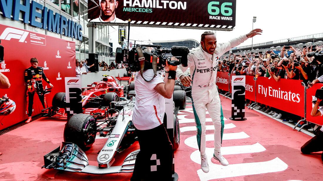 Lewis Hamilton - Mercedes - GP Deutschland 2018