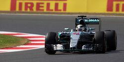 Lewis Hamilton - Mercedes - GP England - Silverstone - Qualifying - Samstag - 4.7.2015