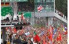 Lewis Hamilton - Mercedes - GP Italien 2016