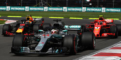 Lewis Hamilton - Mercedes - GP Mexiko 2018