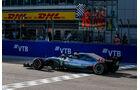 Lewis Hamilton - Mercedes - GP Russland 2018 - Sotschi - Qualifying