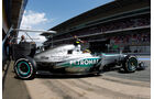 Lewis Hamilton - Mercedes - GP Spanien 2013