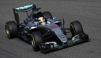 Lewis Hamilton - Mercedes W07 - Formel 1 2016